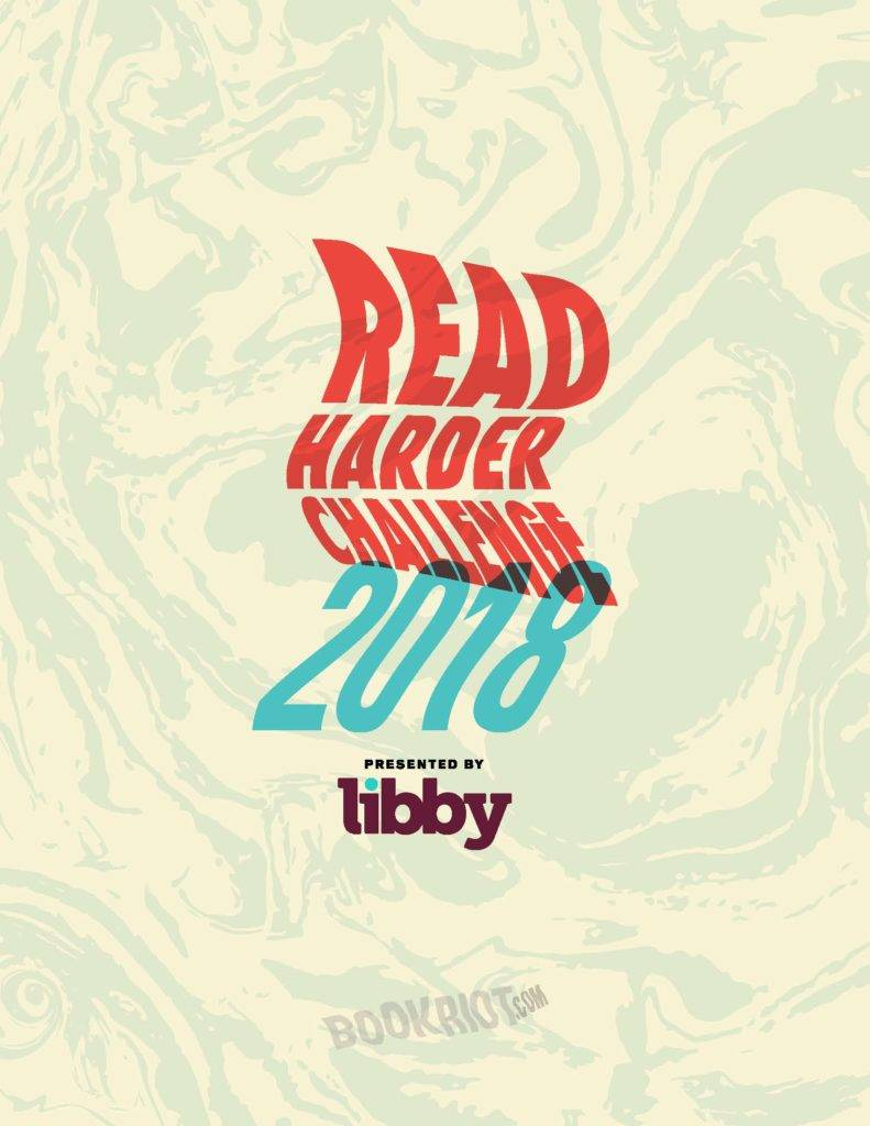 Read Harder 2018