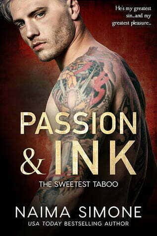 Passion and Ink by Naima Simone