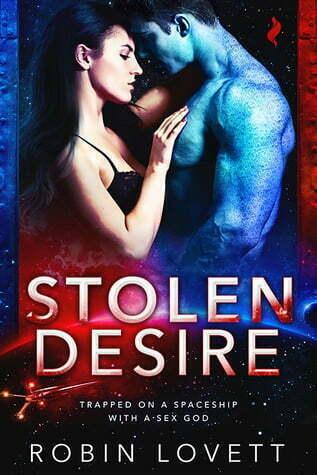 Stolen Desire by Robin Lovett