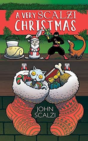 A Very Scalzi Christmas by John Scalzi, Natalie Metzger