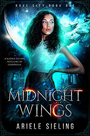 Midnight Wings by Ariele Sieling