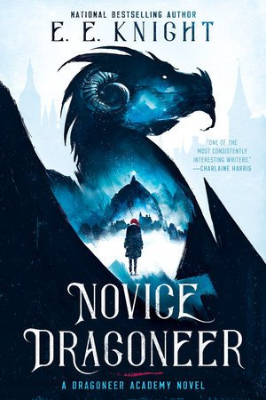 Novice Dragoneer by E.E. Knight